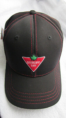 Rare CANADIAN TIRE  ball cap hat  NOS with velcro adjust  strap PukkaWear