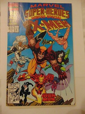 Marvel Super Heroes Winter Special 1st App Of Squirrel Girl!