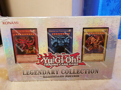 Yu-Gi-Oh ! Coffret LEGENDARY COLLECTION 1 - Gameboard Edition - US