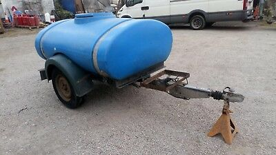250 Gal./1100 Litre  Water Bowser Trailer