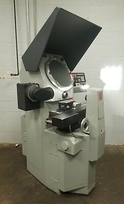 J&L Metrology Classic 14F Optical Comparator