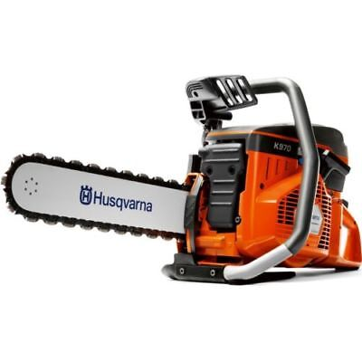 Husqvarna 967290801 K970 Concrete Chainsaw with 14-in. Bar