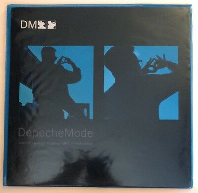 Depeche Mode - World In My Eyes / Happiest Girl - SEALED 1990 UK Limited Edition