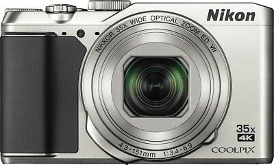 Nikon COOLPIX A900 Camera with 20 MP 4K video and 35x Optical 3.0 LCD WIFI/NFC