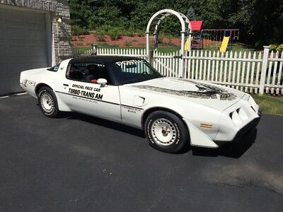 1981 Pontiac Trans Am SE Special Edition Daytona 500 Pace Car 1981 Pontiac Trans Am Special Edition Daytona 500 Pace Car