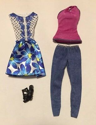 Barbie Fashionista Outfit Set #2 New