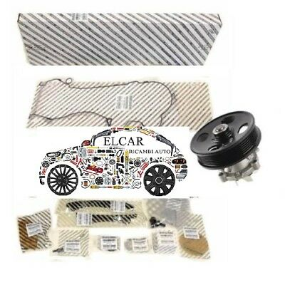 Kit Catena Distribuzione + Pompa Acqua Originale Fiat Punto 188 1.3 Multijet