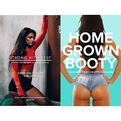 Dannibelle Home Grown Booty + Stef Fit Strong with Stef