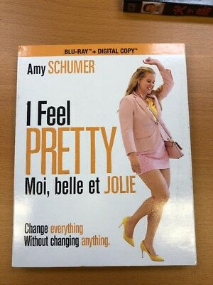 I Feel Pretty (Blu-ray + Digital Combo Pk, 2018) Canadian Version
