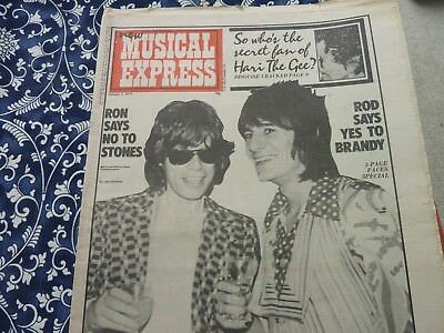 New Musical Express January 4. 1975