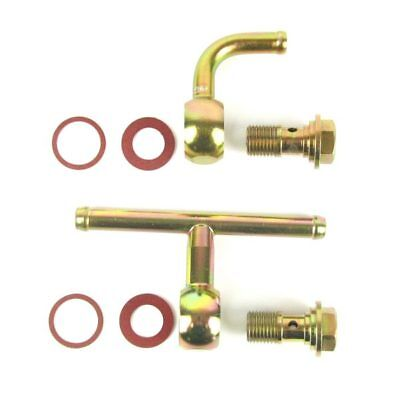 DELLORTO 48 DHLAx2 SERVICE KIT with correct 225 N//VALVE