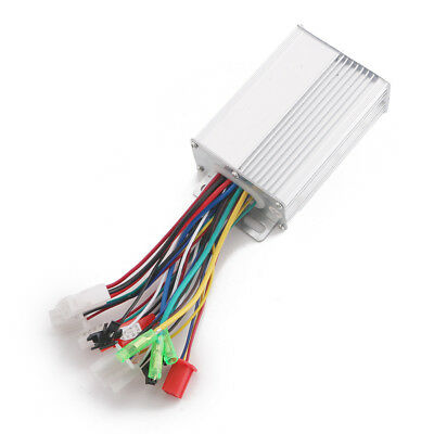 36V//48V 350W Electric Bicycle E-bike Scooter Brushless DC Motor Controller IN US