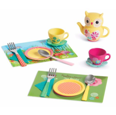 American Girl Wellie Wishers Tea for Two Party  Set