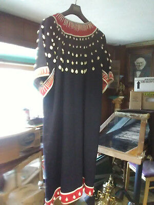 Antique Warm Springs tribe native american wedding dresses