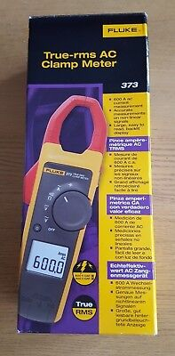 Fluke 373 True RMS 600A AC Clamp Meter Brand New Boxed