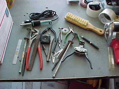 Military Electronic Tool Assortment Weller