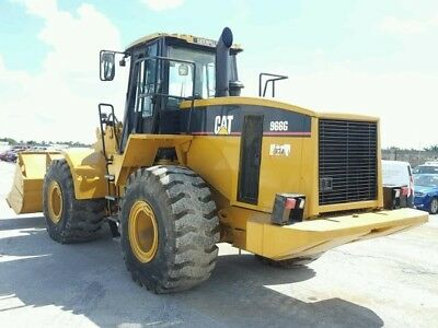 2006 Caterpillar 966G Wheel Loader.