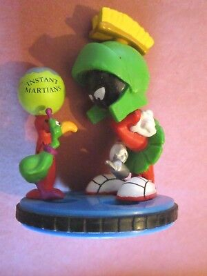 Looney Tunes Hare-Way To The Stars Marvin The Martian Figure