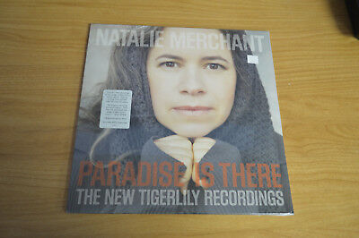 Paradise Is There 2xLP by Natalie Merchant 180 gram vinyl sealed unopened new