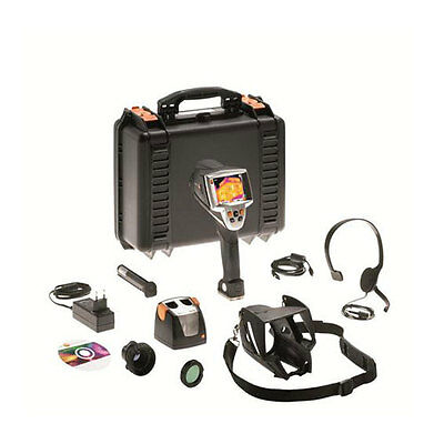 Testo 882 Thermal Imaging Camera, LCD with 320 x 240 pixels