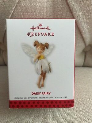 2013 Daisy Fairy Messengers Hallmark Series Ornament #9 NEW in Box