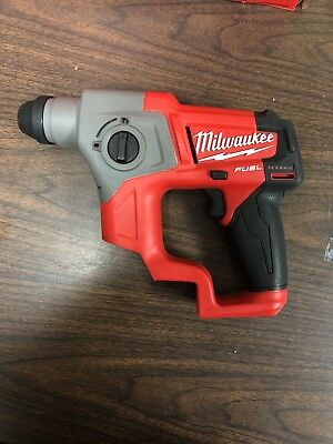 Milwaukee 2416-20 M12 FUEL 12-Volt 5/8' SDS Plus Rotary Hammer - Bare Tool NEW