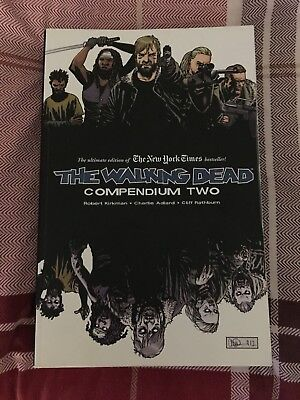 Walking Dead Compendium 1 - 3 - Read Once, Great Condition