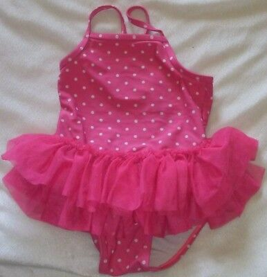 Girl's Size 2T Swimsuit Polka Dots by Circo