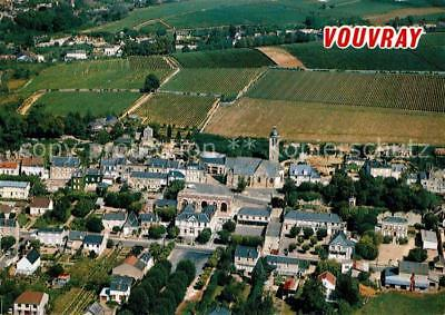 12626884 Vouvray Fliegeraufnahme Vouvray