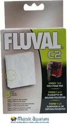 Fluval C2 Hang On Filter Spare Parts.