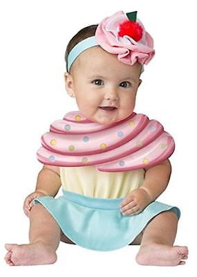 Mommy and Me: Infant Cupcake Halloween Costume 12-18 Months--BRAND NEW!