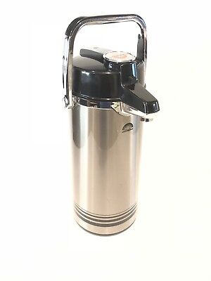 Euc Techni-Brew Coffee Dispenser Commercial Grade Stainless Steel Tested/works