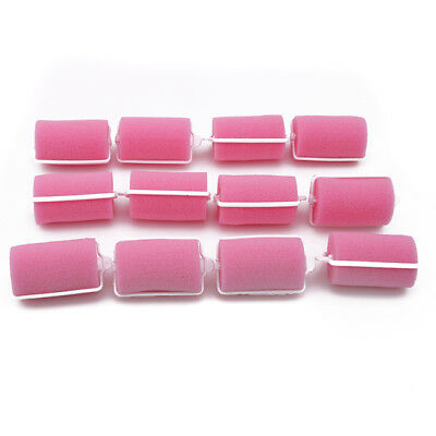 Pretty Soft Hair Rollers Perfect For Sleeping 12 Pack In Curling Accessory G