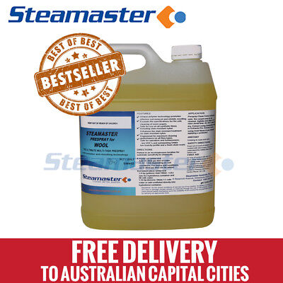 Carpet Cleaning Equipment WHOLESALE Prespray For Wool 5L