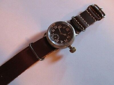 LANCO - Fliegeruhr 41 mm Pilot Watch