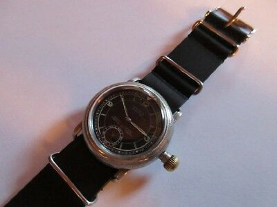 OLMA WATCH - Original 1930`s Fliegeruhr 41 mm  Pilot Watch