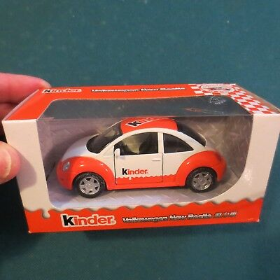 Kinder Mercedes-Benz A-Class. MAISTO OVP Limited Edition  Ferrero.  Hong Kong.