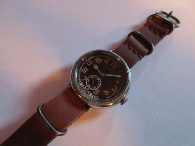PRIMOSA - Original 1930`s Fliegeruhr 41 mm Pilot Watch