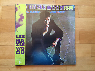 LEE HAZLEWOOD Lee Hazlewoodism - Its Cause And Cure LP FROM ORIGINAL TAPES NEU