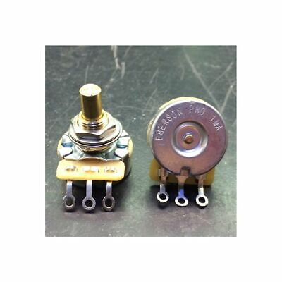 "Emerson Custom PRO CTS - 1 Meg Short (3/8"") Solid Shaft Potentiometer"