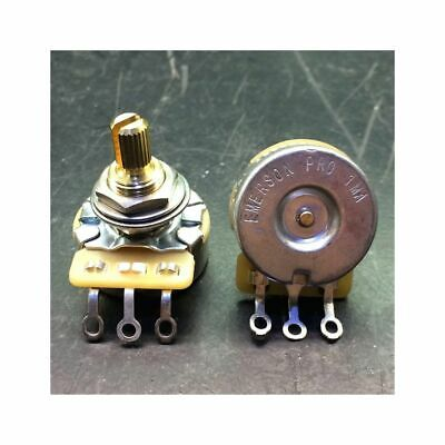 "Emerson Custom PRO CTS - 1 Meg Short (3/8"") Split Shaft Potentiometer"