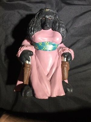 Imaginal's Animals by Ka Graves DOLLY POODLE figure - signed Jon #182/5000