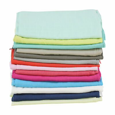 Premium Muslin Squares Baby 100% Cotton 85 X 75 cm Supersoft
