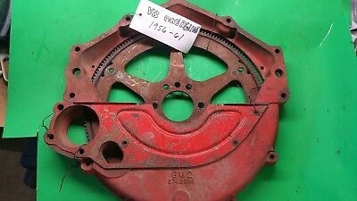 Gm V8 powerglide bell housing and flywheel 1956 to 1961  GM 2 3742366