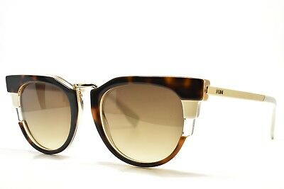 3f1208a5d56 FENDI SUNGLASSES 0149 S TYLEK Brand New 52-20-140 -  179.99