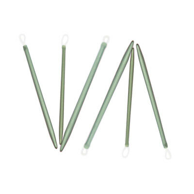 6pcs Aluminium Wool Needles for DIY Wool Cross Stitch Knitting Crochet Craft