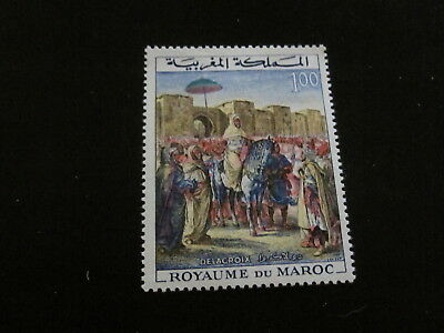 Morocco #148 Mint Never Hinged (XQ) -  I Combine Shipping!