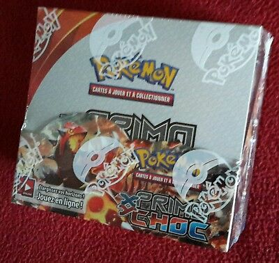 Display pokemon XY Primo Choc - VF  scellé