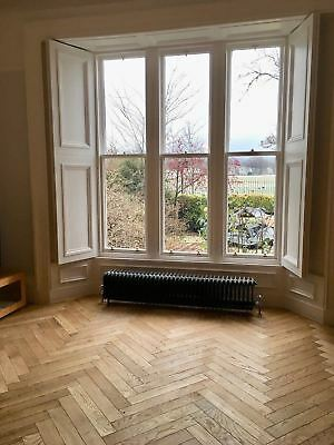 Oak Herringbone XL  parquet Oiled & Hardwaxed Solid wood floowing Deep brushed