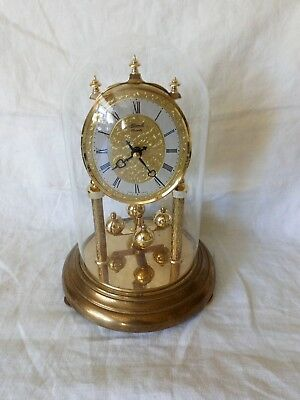 Vintage Hermle Anniversary Clock For Spares Or Repair